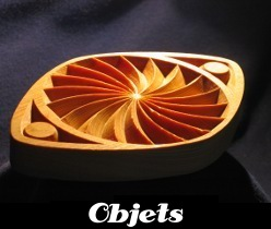 galerie objets